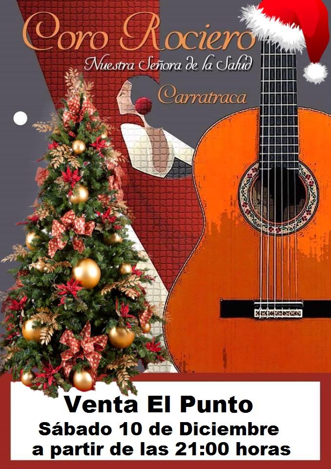 coro punto navidad